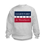 Warren for Massachusetts Sweatshirt