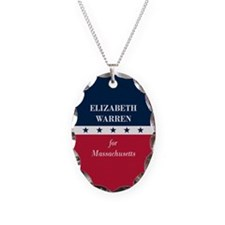 Warren for Massachusetts Necklace