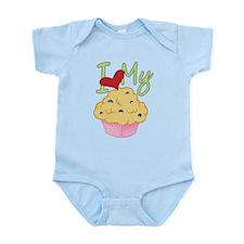 Love Muffin Infant Bodysuit