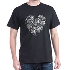 Rose Heart T-Shirt