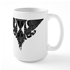 Winged Hourglass Mug