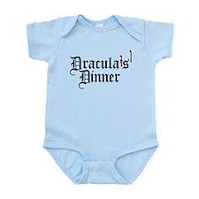 Dracula's Dinner Infant Bodysuit