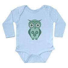 Owl Robot #2 Baby Suit