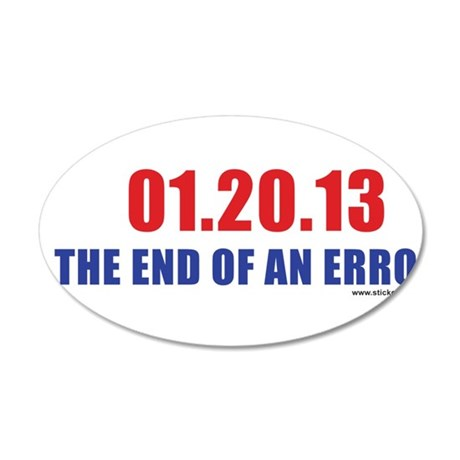 012013_endofanerror.png 20x12 Oval Wall Decal