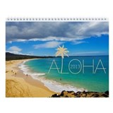 Aloha 2013 (Wall Calendar)