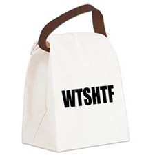 WTSHTF Canvas Lunch Bag