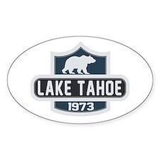 Lake Tahoe Nature Badge Decal