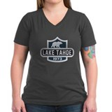 Lake Tahoe Nature Badge Shirt