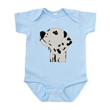 Dalmatian Dog Infant Bodysuit