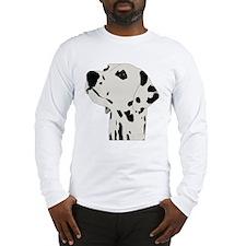 Dalmatian Dog Long Sleeve T-Shirt