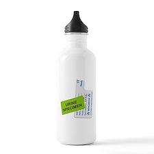 Urine Specimen Label Sports Water Bottle