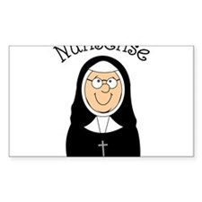 Nunsense Decal