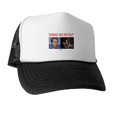 BENGHAZI BLAME Trucker Hat