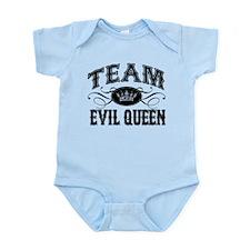 Team Evil Queen Infant Bodysuit
