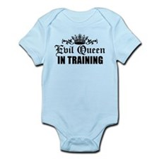 Evil Queen In Training Infant Bodysuit