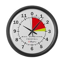 Altimeter (Galaxy) Large Wall Clock