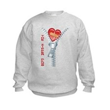 Cute Heart surgery Sweatshirt