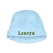 Lauryn Floral baby hat