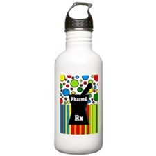 pharmD necklace 2.PNG Water Bottle