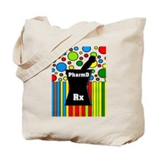 pharmD necklace 2.PNG Tote Bag