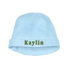 Kaylin Floral baby hat