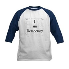 I am Democracy Tee