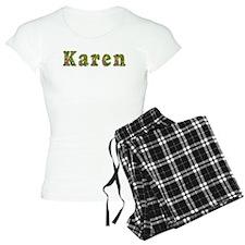 Karen Floral Pajamas