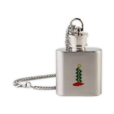 Handbell Flask Necklace