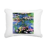 Funny Floral Rectangular Canvas Pillow
