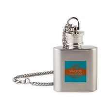 Travis Flask Necklace