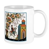 Horseman riding by Coffee Mug