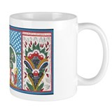 Jesus entering the gate of Jerusalem Coffee Mug