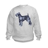 Kerry Blue Portrait Sweatshirt