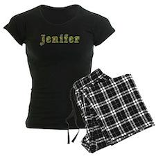 Jenifer Floral Pajamas