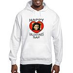 MICHELLE VALENTINE Hooded Sweatshirt