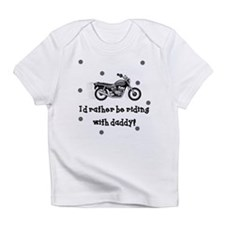 Cute New dad Infant T-Shirt