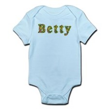 Betty Floral Onesie