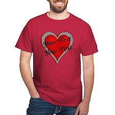Crimson Heart T-Shirt