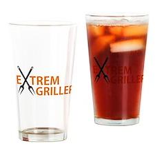Grillen Drinking Glass