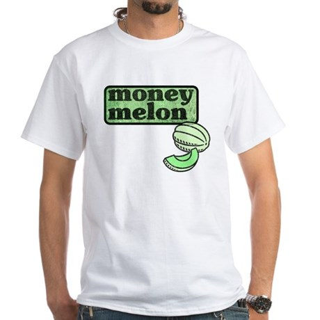 Honeydew: The Money Melon White T-Shirt