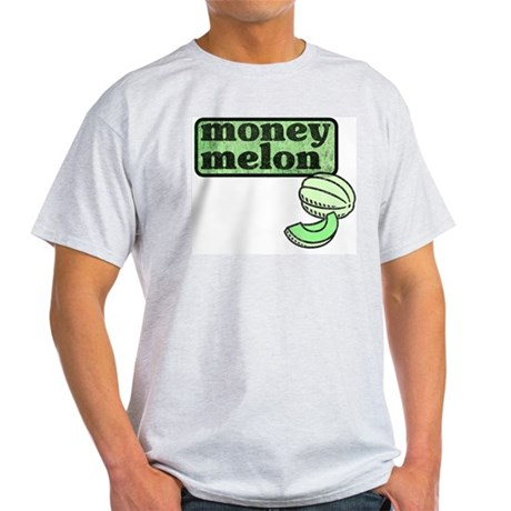 Honeydew: The Money Melon Ash Grey T-Shirt