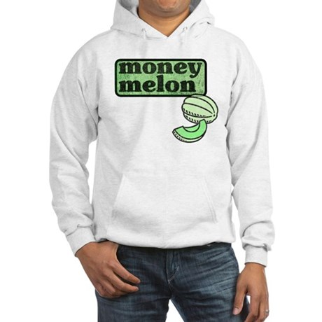 Honeydew: The Money Melon Hooded Sweatshirt