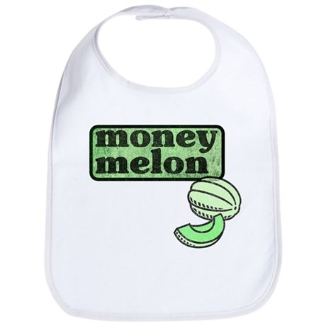 Honeydew: The Money Melon Bib