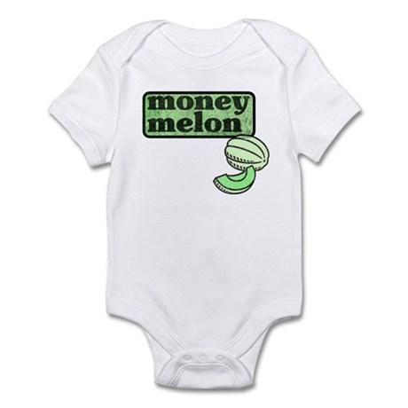 Honeydew: The Money Melon Infant Bodysuit