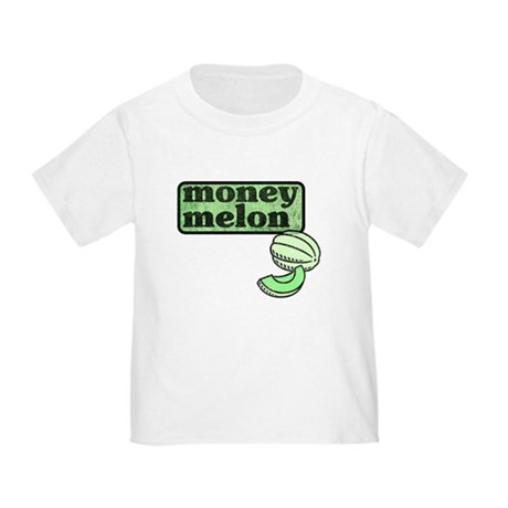Honeydew: The Money Melon Toddler T-Shirt