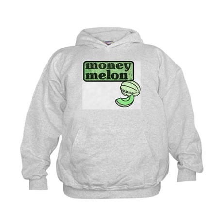 Honeydew: The Money Melon Kids Hoodie
