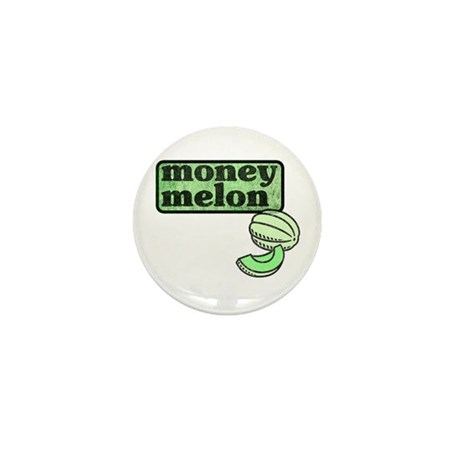 Honeydew: The Money Melon Mini Button