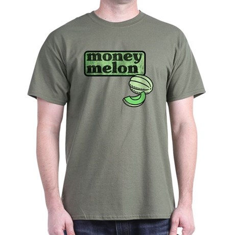 Honeydew: The Money Melon Dark T-Shirt