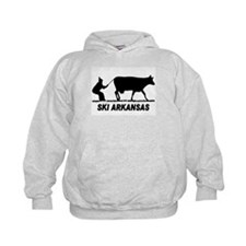 The Ski Arkansas Shop Hoodie