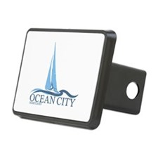 Ocean City MD - Sailboat Design. Hitch Cover